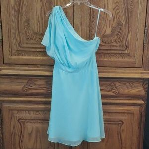 One shoulder dress WHBM, size 6